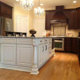 kitchen remodel in Orange Beach,  Gulf Shores, and Coastal Alabama